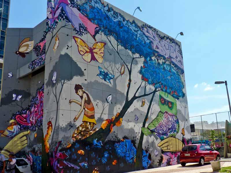 Grafite em SP