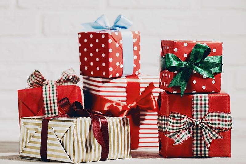 presentes para festas de fim de ano
